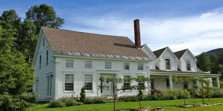 266 best images about dream house ideas on pinterest for Vermont country homes