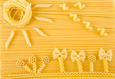 Where there is sun, there is pasta!
