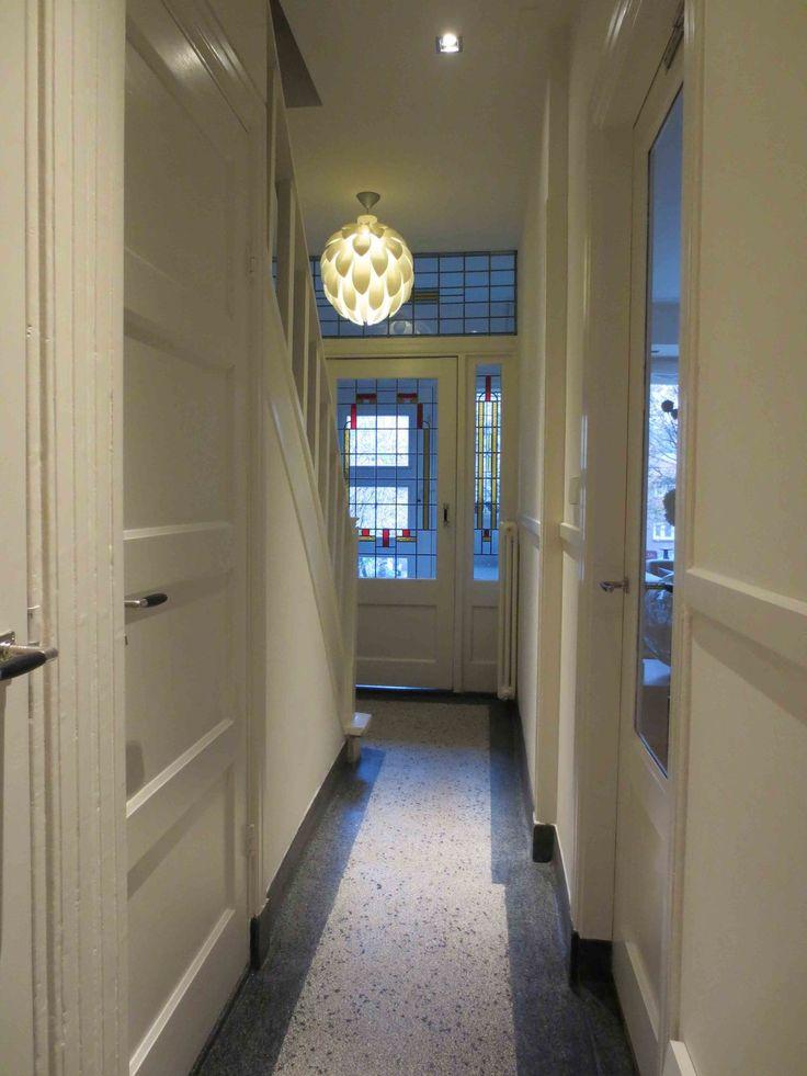 Meer dan 1000 idee n over bakstenen huis kleuren op pinterest grijze bakstenen huizen oranje - Hal deco ...