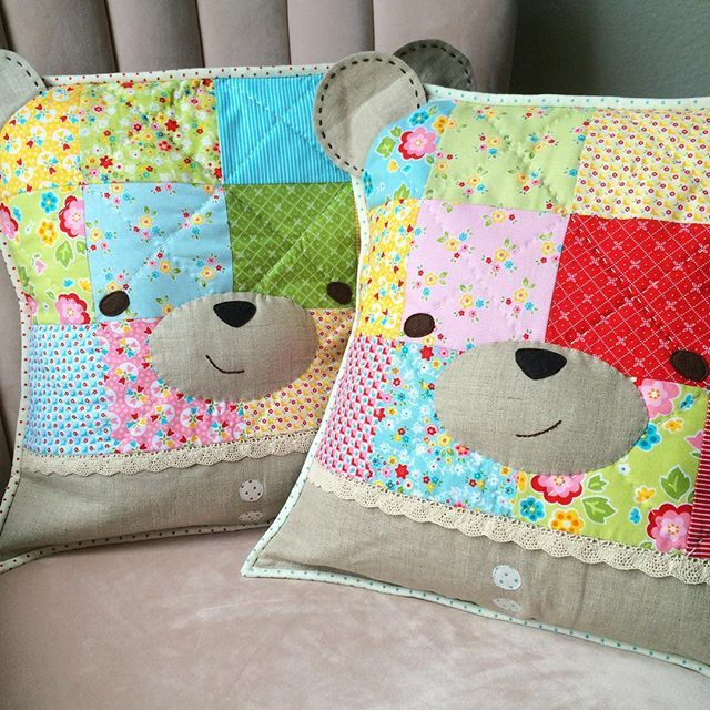 Cute Pillow Sewing : 685 Best images about Pillows on Pinterest Patchwork cushion, Quilt and Cute pillows