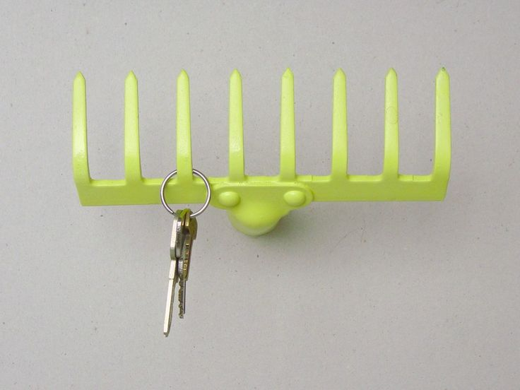 Garderobe / Schlüsselbrett von Garderoberie auf DaWanda.com