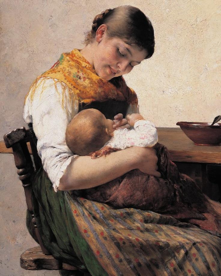Η Ελληνίδα μάνα στην Τέχνη και Χειροτεχνία