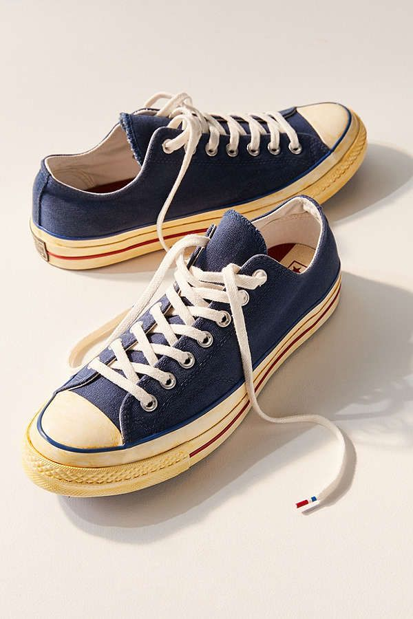 fed8daeb28b Slide View  1  Converse Chuck Taylor All Star  70 Low Top Canvas Sneaker