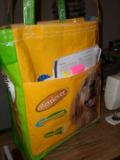 Custom Tote Made From Recycled Material :: Hometalk
