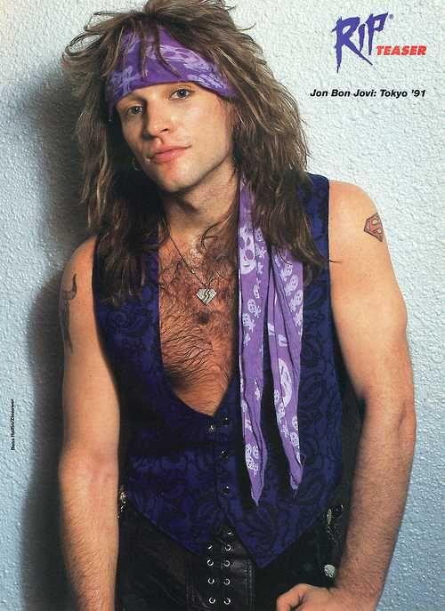 Jon Bon Jovi - Tokyo1991