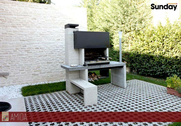#barbecue, amici e relax: non c'è niente di meglio di una #grigliata in compagnia, vivi l' #estate2014 con i #BBQ Sunday, solo da Amida!