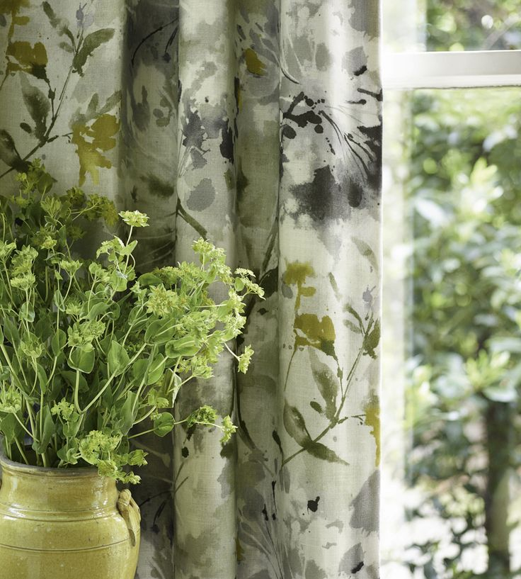 Interior Trends, Oriental Bloom | Simi Fabric by Sanderson | Jane Clayton