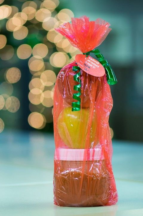 caramel sauce apple gift see more 17 1 homemade salted caramel sauce ...