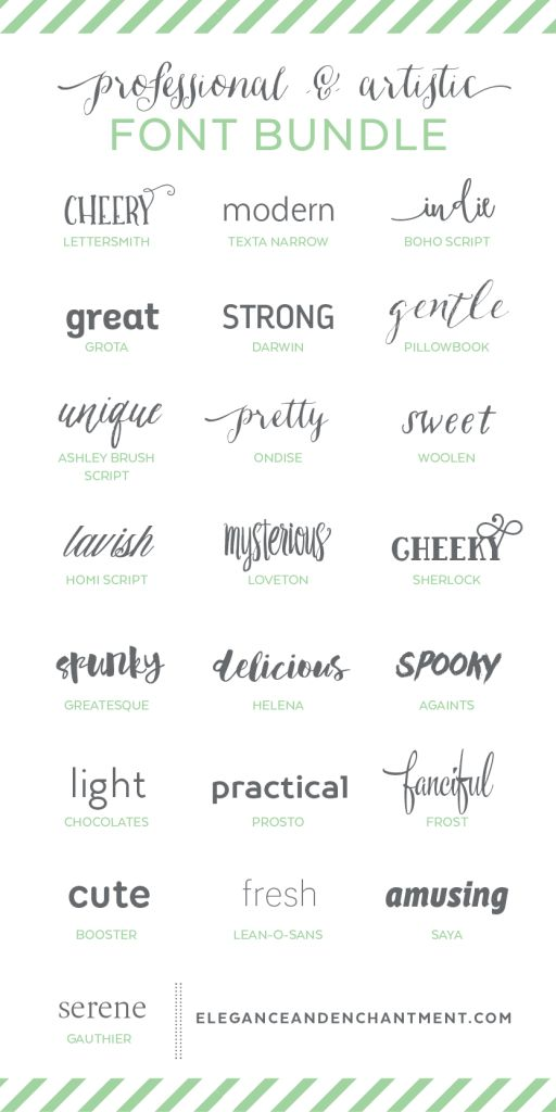 It's like Christmas morning for font lovers! After dazzling us with two other font bundles earlier this year, my friends at Design Cuts have treated us with yet another too good to be true font collection. Are you ready for this? 22 font families. 29 dollars. 99% off. This kind of savings is kind of…