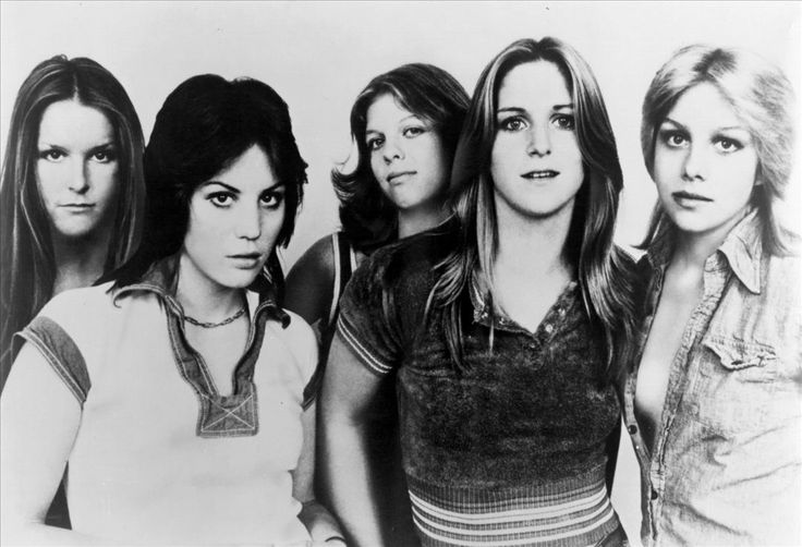"The Runaways were an American all-female rock band that recorded and performed in the second half of the 1970s. The band released four studio albums and one live set during its run. Among its best-known songs: ""Cherry Bomb"", ""Queens of Noise"", ""Neon Angels On the Road to Ruin"", ""California Paradise"" ""Dead End Justice"", and the cover of The Velvet Underground's ""Rock n Roll""."
