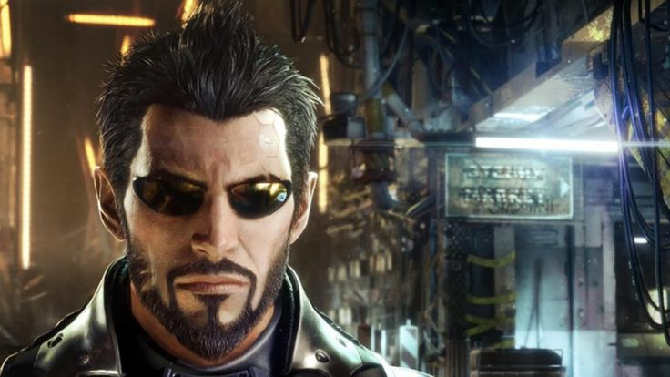 Игра Deus Ex: Mankind Divided