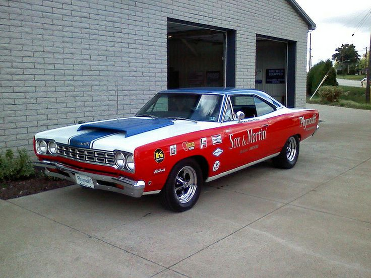 1968 Sox and Martin Plymouth Road Runner & 561 best Drag Racing ~ Doorslammers!*** images on Pinterest | Drag ...