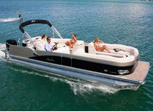 Tahoe Vista Cruise/Elite pontoon boat