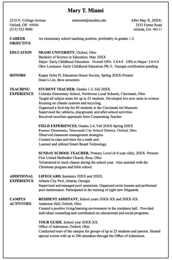 Sunday School Teacher Resume   Http://exampleresumecv.org/sunday School  Sunday School Teacher Resume