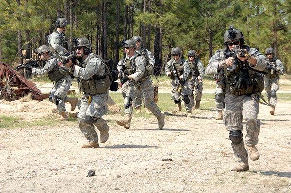 US Army Rangers ♥♥