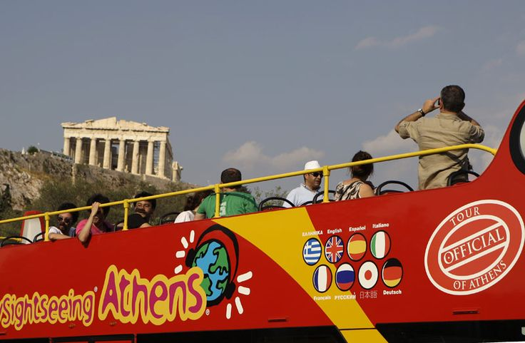 Hop-On=Hop-Out, Athens, Greece