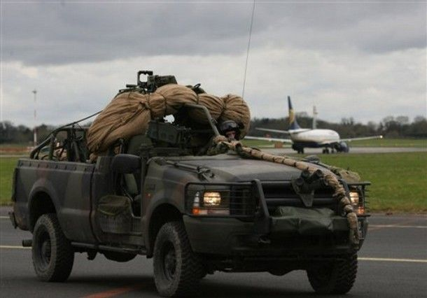how to join the irish army ranger wing