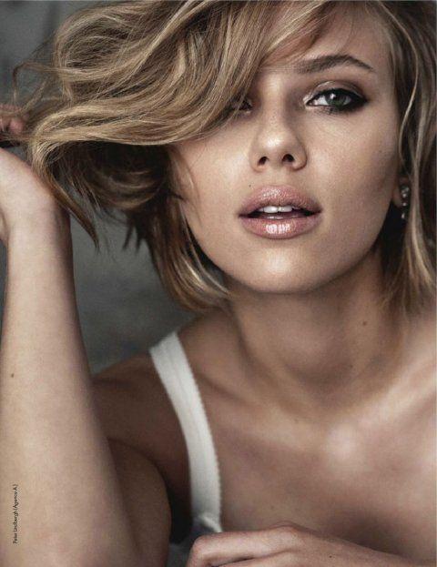 Scarlett Johansson  me encanta