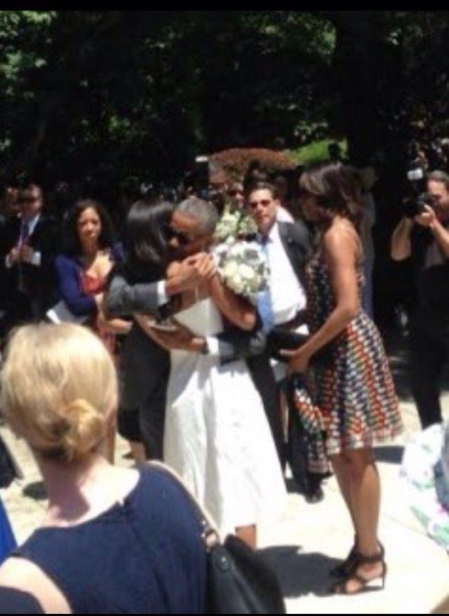 Malia Obama Graduated From High School Friday June 10, 2016