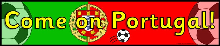 Portugal football/soccer display banners
