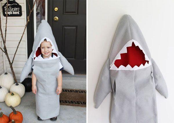Costume Squalo Fai Da Te