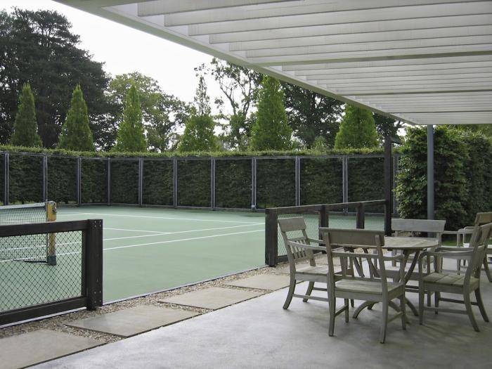 The 25 Best Backyard Tennis Court Ideas On Pinterest