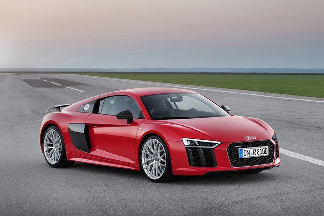 2017 Audi R8 Specifications, Pictures, Prices