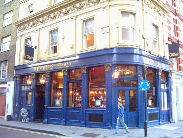 Es un blog sobre mi vida en Londres, situaciones que vivo, sitios que conozco, qué pienso sobre la ciudad...Living in London