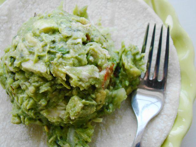 come fare il guacamole ricetta originale