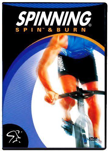 nice Spinning® Fitness DVD Spin und Burn - Bicicletas estáticas y de spinning para fitness ( interior ) , color n / a