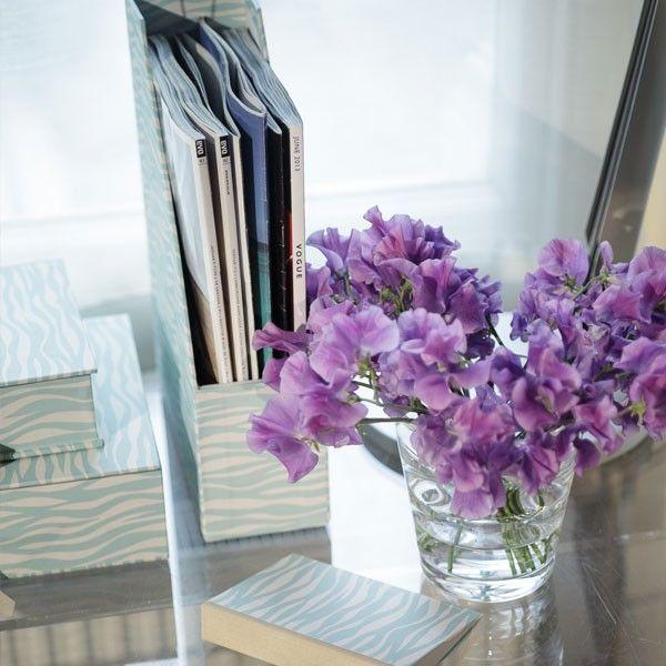 Deauville Desk Accessories Nina Campbell