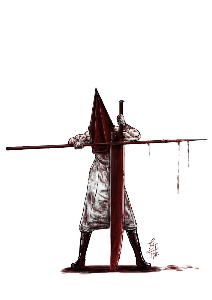 Silent Hill 2, Pyramid Head