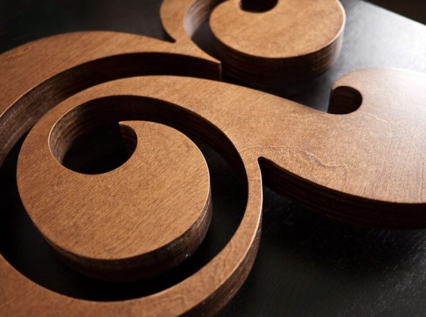 Ugmonk - Wood Ampersand #GraphicDesign, #Typography, #Photography #Logo #Art: Things Ampersand, Woods Ampersand, Graphicdesign, Jeff Sheldon, Graphics Design, Industrial Design, Ugmonk Premium, Premium Woods, Wooden Ampersand