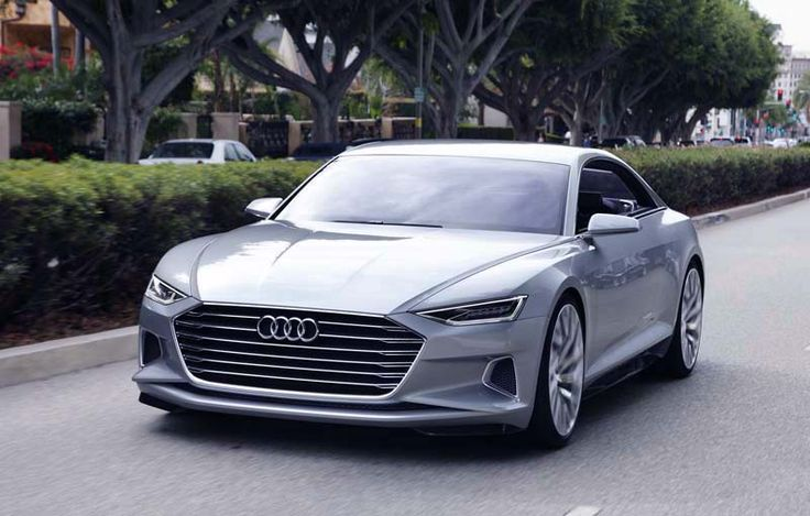 2018 Audi A6 overview