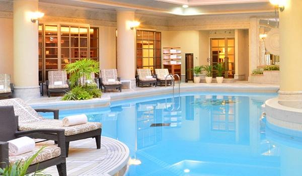 Chinzanso Luxury Hotel & Spa, Tokyo, Japan.