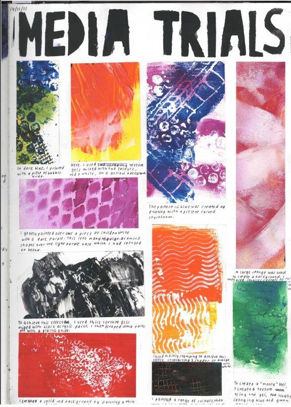 Ib Art Workbook Examples   IB Visual Arts Workbook