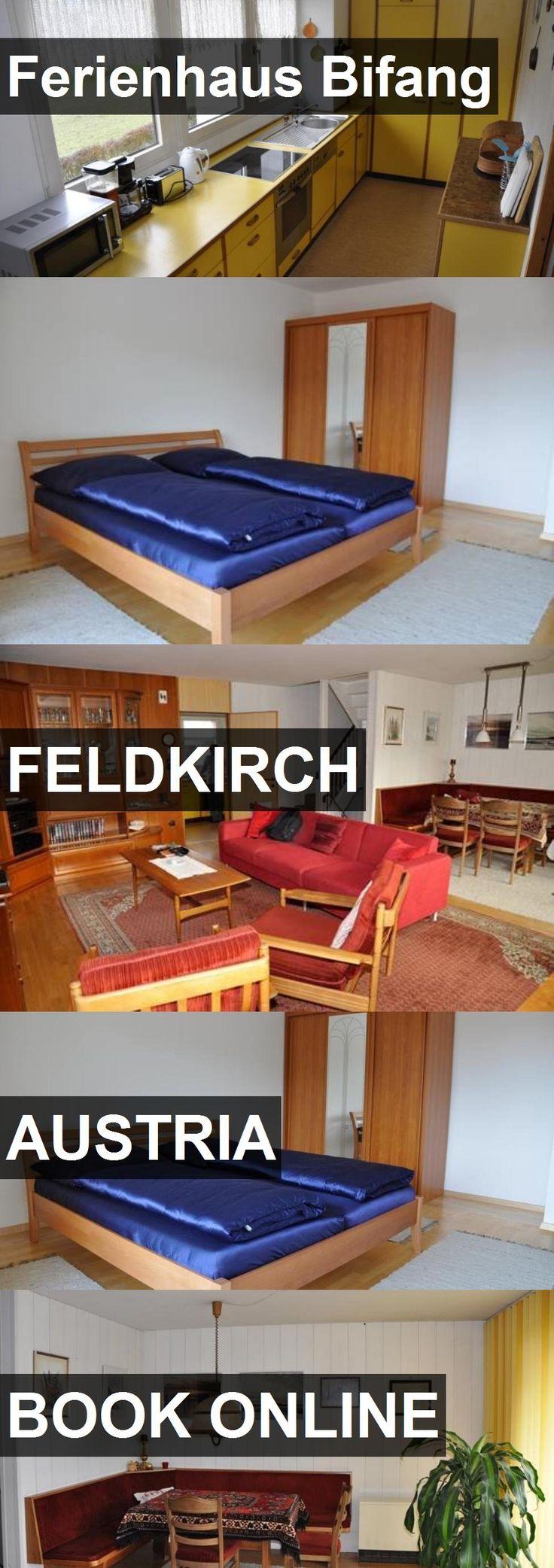 Hotel Ferienhaus Bifang in Feldkirch, Austria. For more information, photos, reviews and best prices please follow the link. #Austria #Feldkirch #FerienhausBifang #hotel #travel #vacation