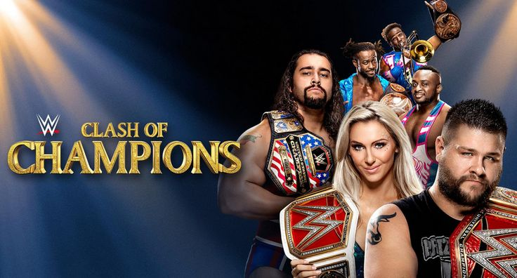 WWE Clash of Champions Line-Up - newsaxxess.com/...