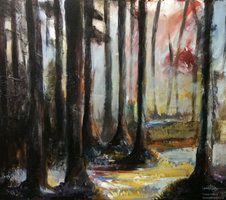 End of Autumn by ImaginaryLea  Linnéa Ahlberg