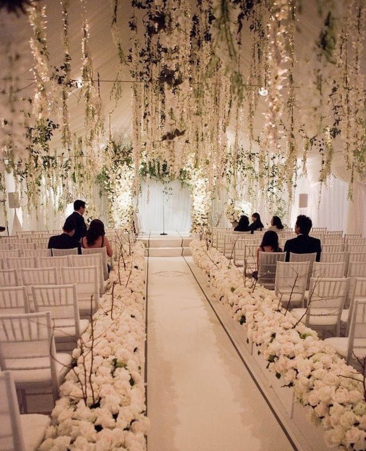 2095 best wedding decoration ideas images on pinterest wedding most popular white wedding decoration ideas for your elegant wedding junglespirit Images