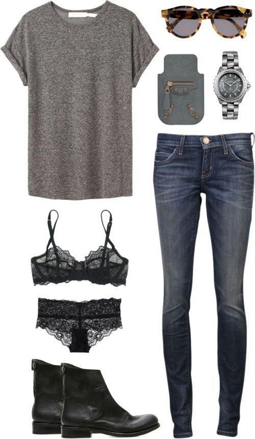 Look confort pour le quotidien // casual