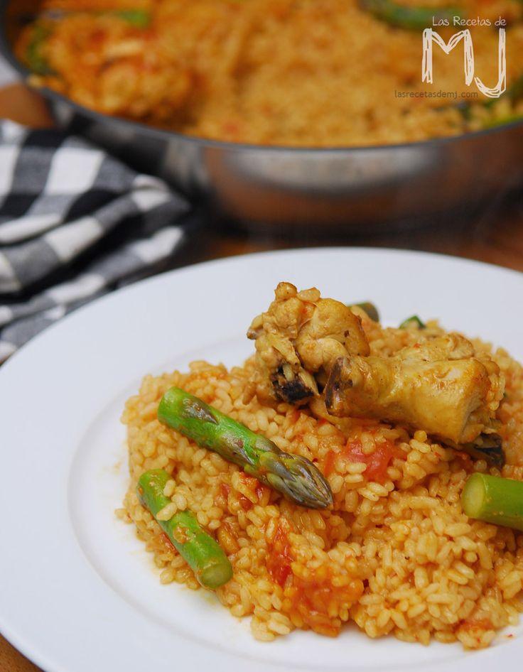 Arroz con pollo / Rice with chicken