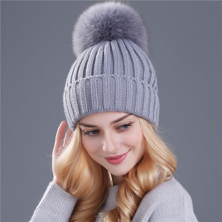 Thick Winter Hat For Women //Price: $9.95 & FREE Shipping //