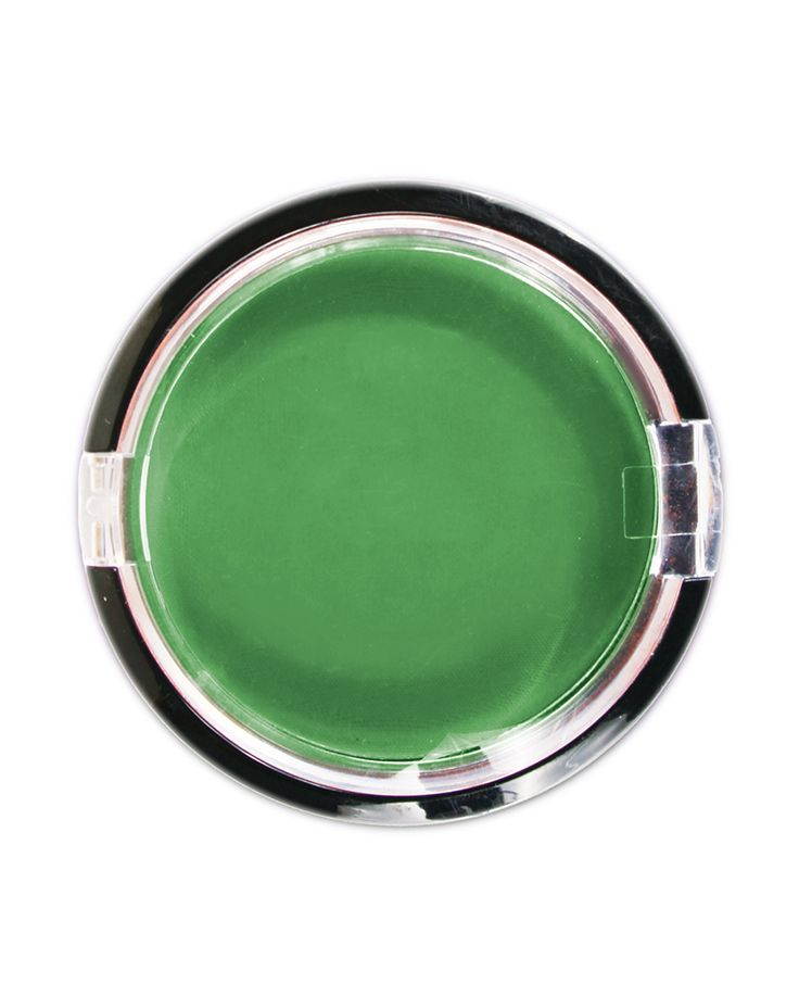 Puder Make-Up Grün #StPatricksDay #Ireland #StPatricksDayMakeUp #Grün #Green