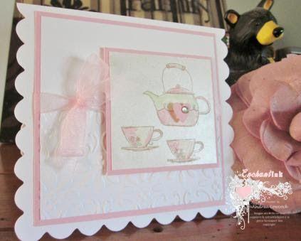 kitchen tea cards - Google Search