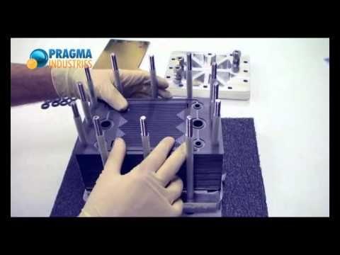 Assembling a Proton Exchange Membrane ( PEM) Fuel Cell Stack
