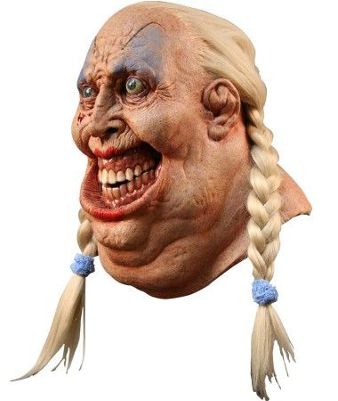Fat Lady Halloween Mask | MASKS