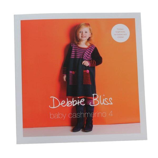 BABY CASHMERINO 4 - book of knitting patterns by Debbie Bliss – TUPPY'S AUSSIE FABRICS