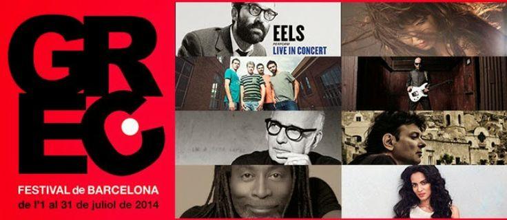 El Grec Festival de Barcelona, una de las citas culturales de referencia en el verano de la Ciudad Condal, acaba de desvelar su interesante programación en el apartado musical para su edición de 2014.