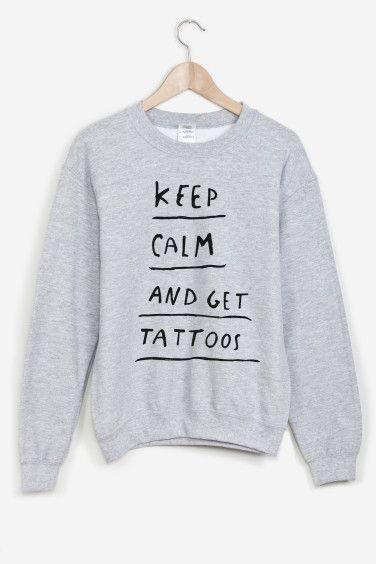 Get Tattoos